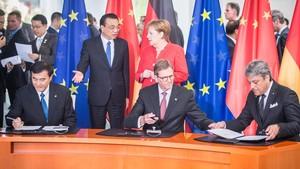 Acuerdo entre JAC, Volkswagen y Seat.