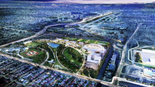 Así será el nuevo estadio de Beckham en Miami