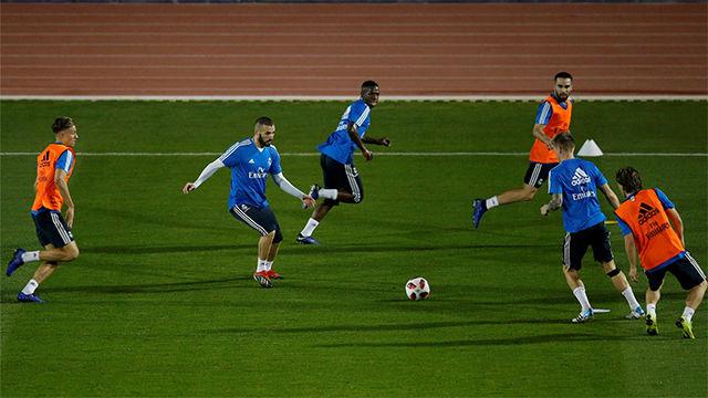 Bale y Asensio, duda en Abu Dabi