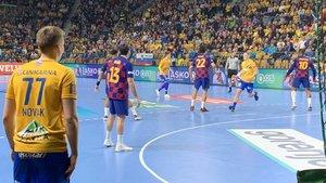 El Barça dio un recital en tierras eslovenas