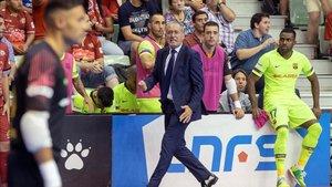 El Barça Lassa encara un arduo duelo en el que no tendrá margen de error