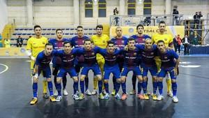 El Barça Lassa ya está en la Final Four de la Champions
