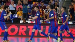 El Barça Lassa ya está en las semifinales de la Liga