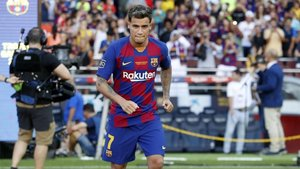 El Barça recibirá dinero del Bayern por la cesión de Coutinho