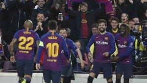 El Barcelona ha batido un récord histórico en la Champions
