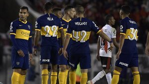 Boca Juniors sigue firme en la Superliga Argentina