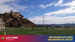 El Campus Barça SPORT arrancará de nuevo