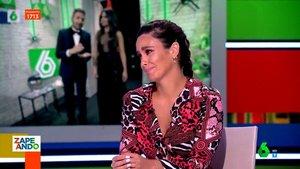 Cristina Pedroche, rota al hablar de las Campanadas 2020