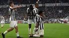 Cuadrado le dio el triunfo a la Juventus