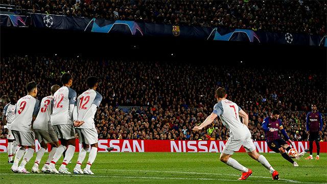 Se cumple un año de esta OBRA DE ARTE de Leo Messi. ¿La recuerdas?
