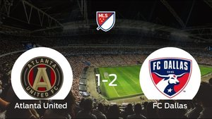 El FC Dallas ganó 1-2 en el estadio del Atlanta United