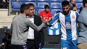 David López se rompió en la pasada jornada