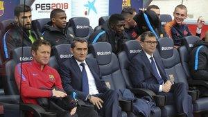 Dembélé deberá mejorar para convencer a Valverde de que tiene que ser titular