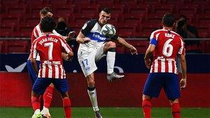 Desde el regreso de LaLiga, el Atlético de Madrid acumula cinco victorias y tres empates