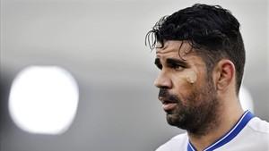 Diego Costa podría terminar su carrera en el Chelsea.