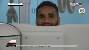 Douglas no tiene muchos minutos en el Benfica