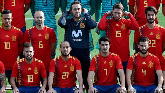 ¡España puede quedar fuera del Mundial 2018! (ES)