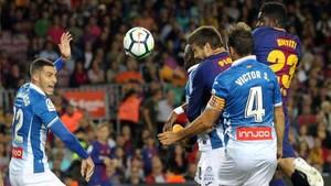 El Espanyol-Barça, a priori muy decantado hacia el lado azulgrana
