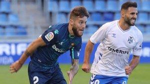 El Espanyol no pasó del empate en Tenerife