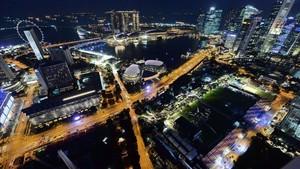Circuito F1 Singapur : Los horarios del gp de singapur de f