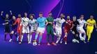 Estos son los nominados a mejores de la Champions League 2017 / 2018