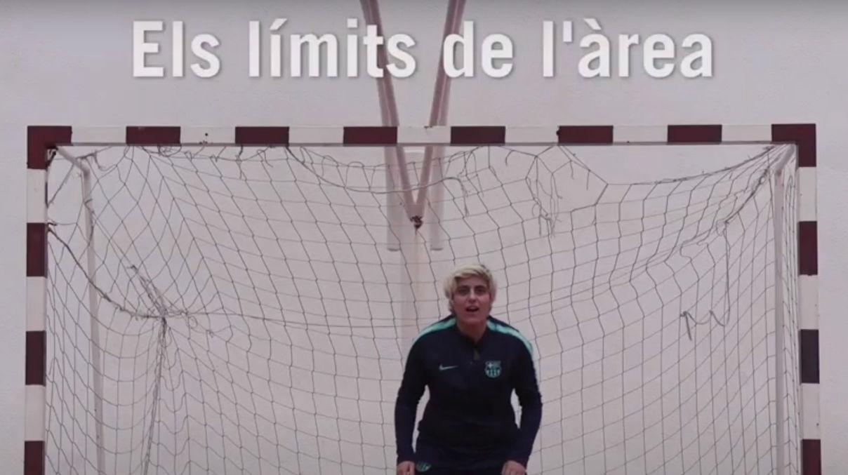 FCB Femenino: Los límites del área