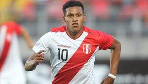 Fernando Pacheco fue seleccionado Sub 23 en Perú