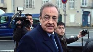 Florentino Pérez y el Real Madrid han sufrido un revés en los juzgados