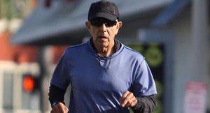 Frank Meza fue descalificado de la maratón hace unos días