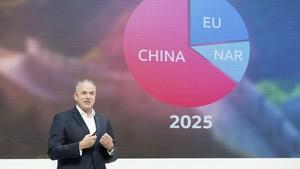 Gran ofensiva de Volkswagen en China