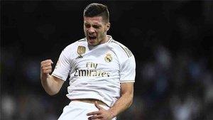 Jovic no se adapta al Real Madrid