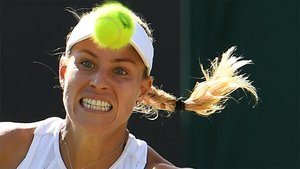 Kerber, otra tenista que cesa a su técnico
