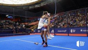 Las Martas celebran su quinto título del año
