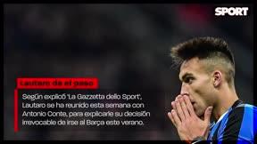 Lautaro da el paso decisivo para fichar por el Barça