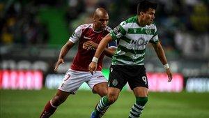 El de Lisboa se llevó el duelo de Sportings en Portugal
