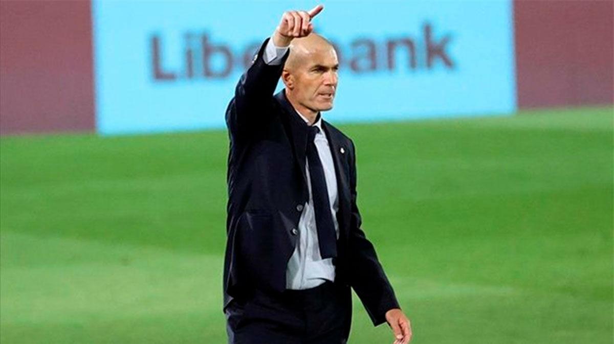 Los titulares de Zidane tras la victoria frente al Valladolid
