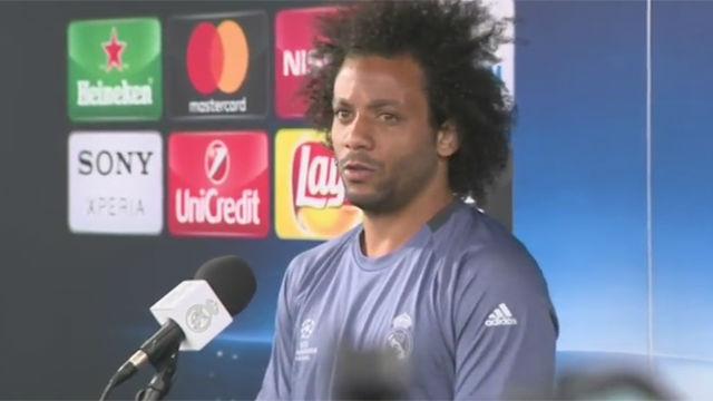 Marcelo habló sobre la final de la Cahmpions League