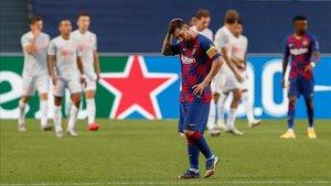 Messi podría tener problemas si no se presenta a la cita del primer equipo