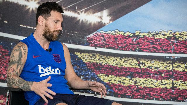 Messi, sobre su futuro: La cláusula o el dinero no significan nada para mí