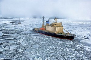 Metano, el peligroso gigante dormido, comienza a despertar en el Ártico