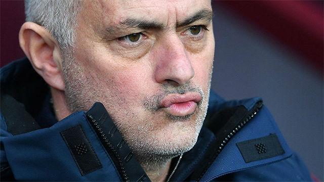 Mourinho: No he perdido ni un minuto en analizar la sanción al City