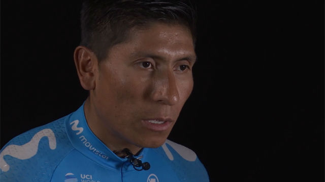 Nairo Quintana sueña con el Tour de Francia