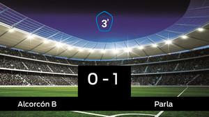 El Parla vence en el Santo Domingo (0-1)