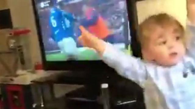 La pasión por el fútbol no tiene edades