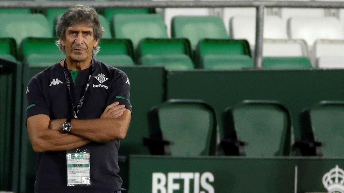 Pellegrini, en titulares: Jugar contra el VAR, penaltis y el Madrid es difícil