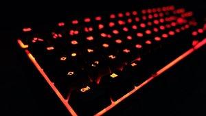 Probamos este magnífico teclado de la marca Ducky