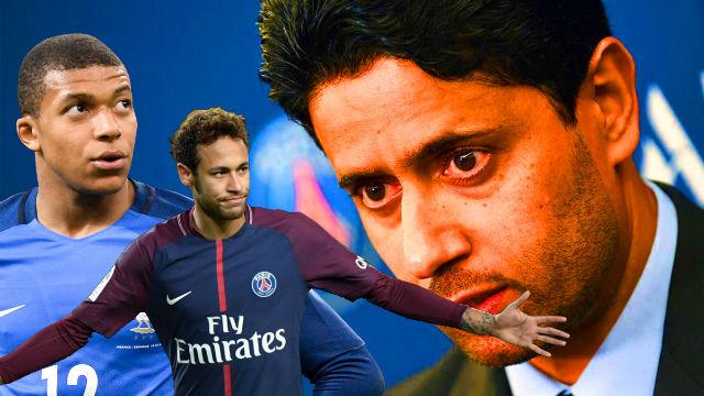 El PSG puede sufrir una desbandada este verano