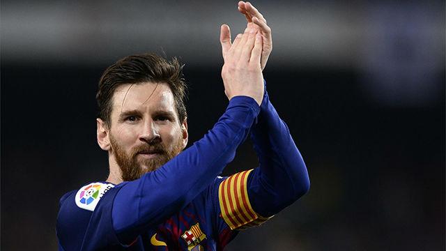 La razón por la que Messi podría volver antes a entrenar