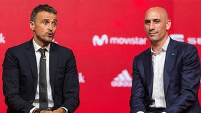 Rubiales confirma el regreso de Luis Enrique