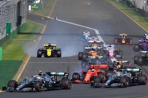 La salida fue clave en la victoria de Valtteri Bottas